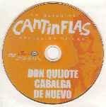 dvd mexicana cantinflas don quijote cabalga de nuevo tampico