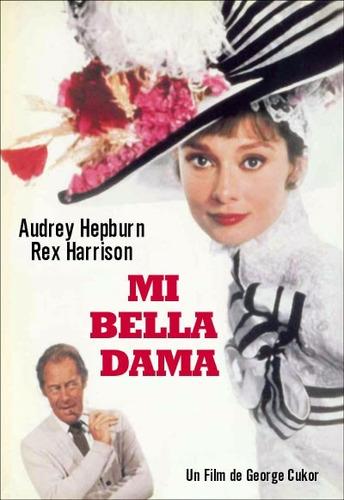 dvd mi bellla dama my fair lady (edicion de 2 discos)