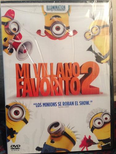 dvd mi villano favorito 2 / despicable me 2