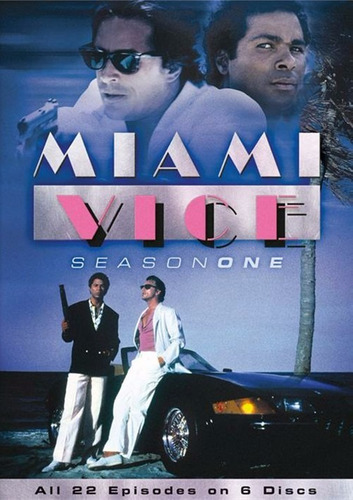 dvd - miami vice temporada 1 zona 1