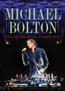 dvd michael bolton live at royal albert hall