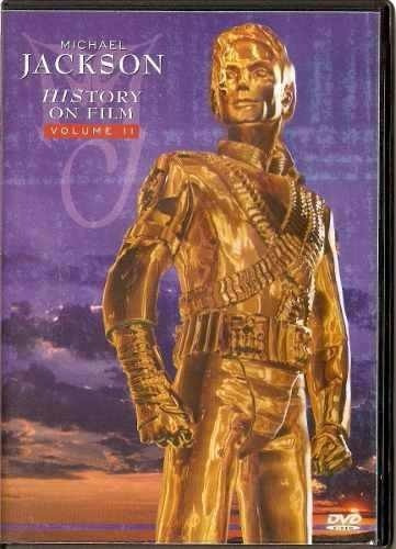 dvd michael jackson - history on film vol.2