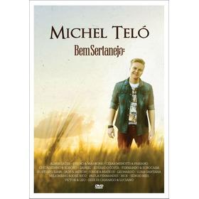 Dvd Michel Teló - Bem Sertanejo -  Lacrado - Frete R$ 12,00