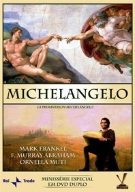 dvd michelangelo minissérie duplo ornella mutti vallone +