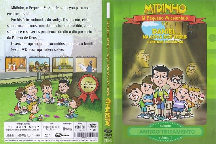 gratis dvd midinho o pequeno missionario