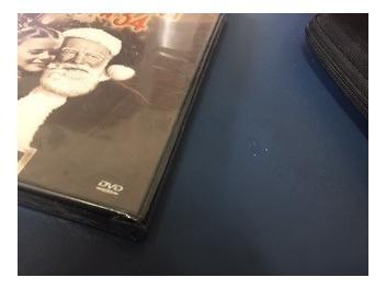dvd milagre na rua 34 novo lacrado
