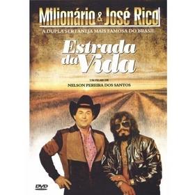 Dvd Milionario & Jose Rico*/ Filme Estrada Da Vida