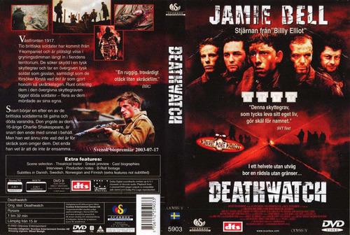 dvd militar guerra horror gore deathwatch la sombra del mal