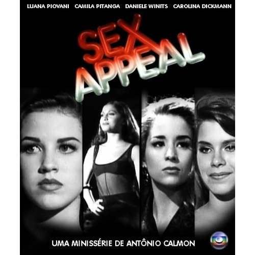 Resultado de imagem para sex appeal minissérie dvd