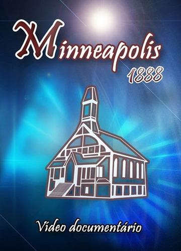 dvd: minneapolis 1888 - frete grátis