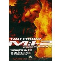 dvd missão impossível 2 (m:i-2) tom cruise