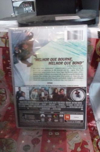 dvd missão impossível nação secreta
