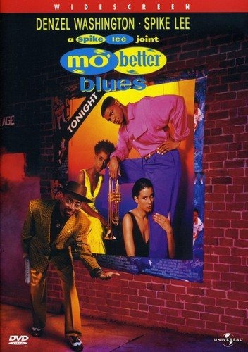 dvd :   - mo' better blues (widescreen)