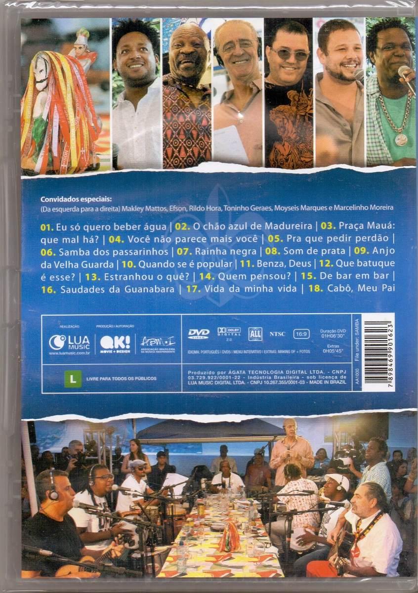 dvd samba do trabalhador