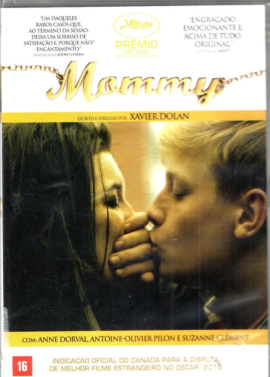 Dvd Mommy Xavier Dolan Original Perf Estado