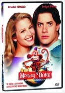 dvd monkey boone - no limite da imaginação