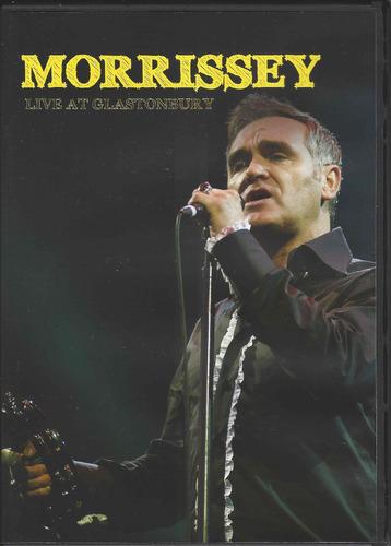 dvd morrissey live at glastonbury smiths 2011