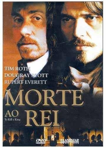 dvd morte ao rei - tim roth, dougray scott