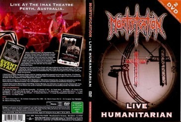 dvd mortification live humanitarian