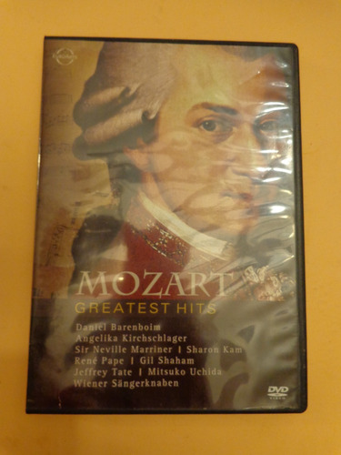 dvd mozart greatest hits