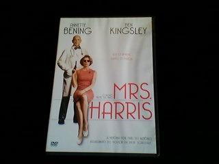 dvd mrs harris - ela o amava então o matou