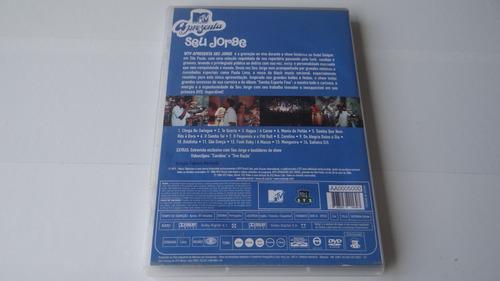 dvd mtv apresenta - seu jorge