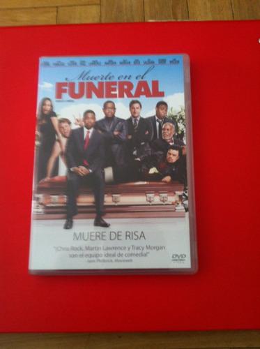 dvd muerte en el funeral