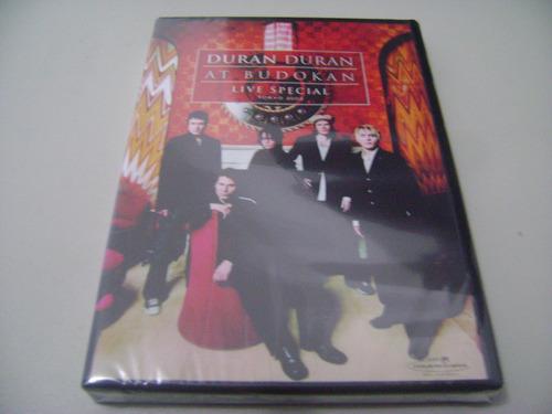 dvd musical duran duran at budokan live special