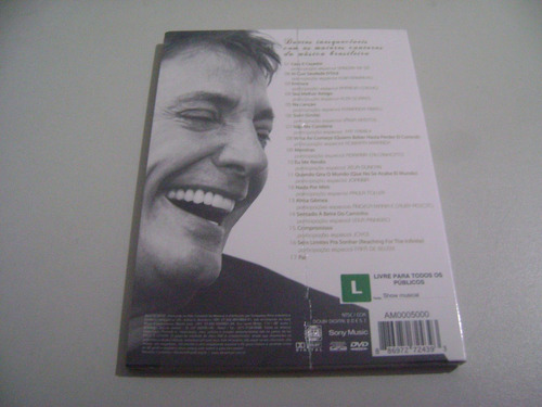 dvd musical fábio jr . elas