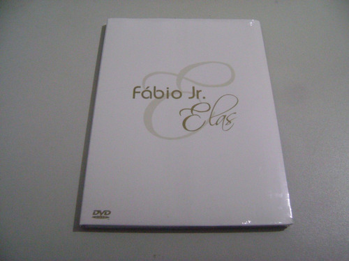 dvd musical fábio jr . elas