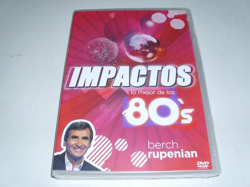 dvd musical impactos com 25 musicas ! original !