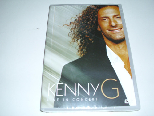 dvd musical kenny g live in concert