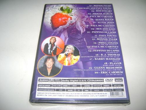dvd musical o som dos grandes amores ! original !