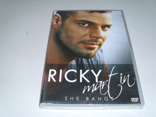 dvd musical ricky martin she bang