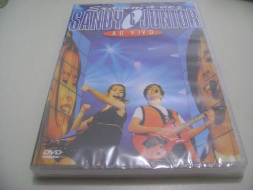 dvd musical sandy e junior ao vivo era uma vez