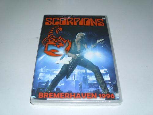 dvd musical scorpions bremerhaven 1996