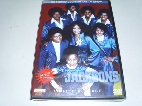 dvd musical the jacksons limited relese ! original !