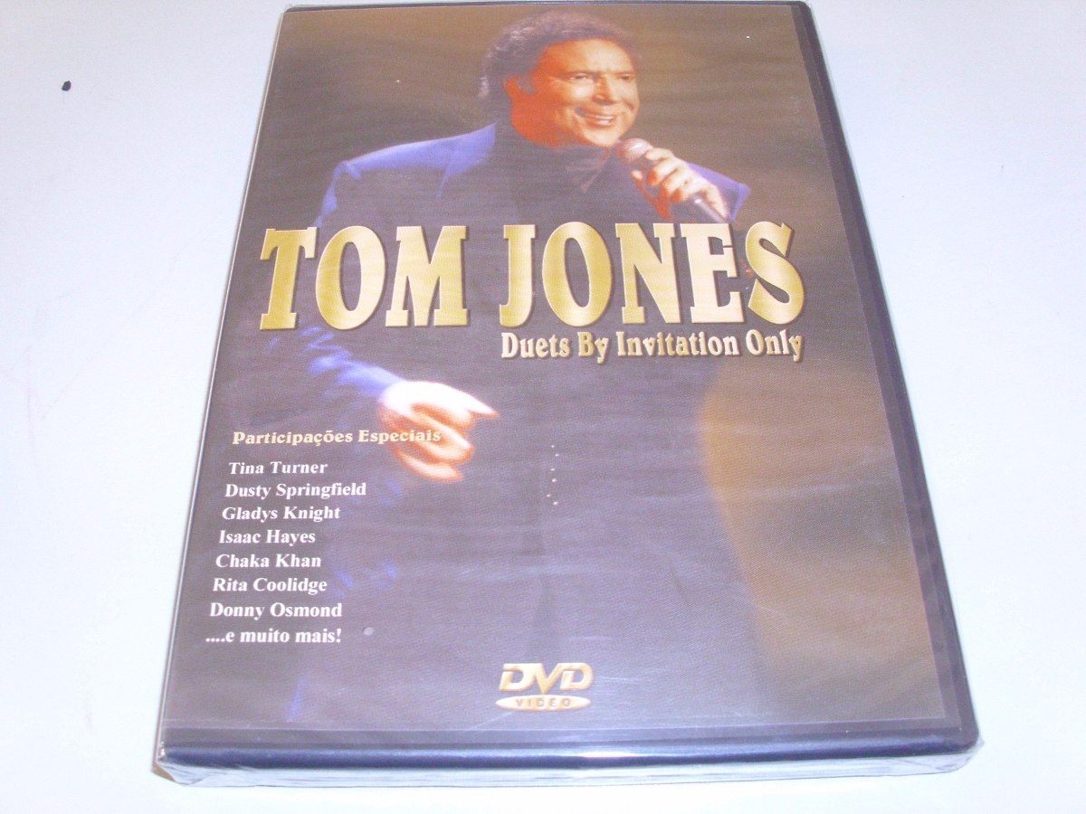Dvd musical tom jones duets by invitation only 24 musicas r 29 carregando zoom stopboris