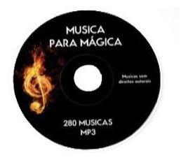 dvd -musicas para mágica royalty free music