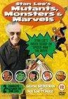dvd mutantes, monstruos y superheroes (stan lee)