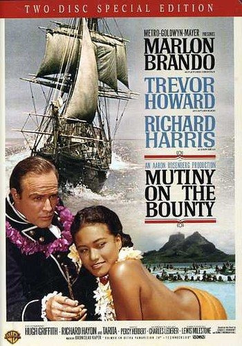 dvd :   - mutiny on the bounty (remastered, special edit...