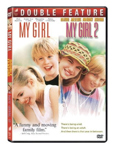 dvd : my girl 1&2: slumber party pack (toy, gift set, 2 ...