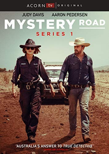 dvd : mystery road: series 1 (o-card packaging)