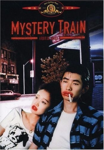 dvd mystery train nueva.original. elfichu2008