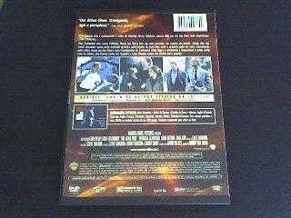 dvd na lista negra 1ª edição em dvd (capa snapcase)