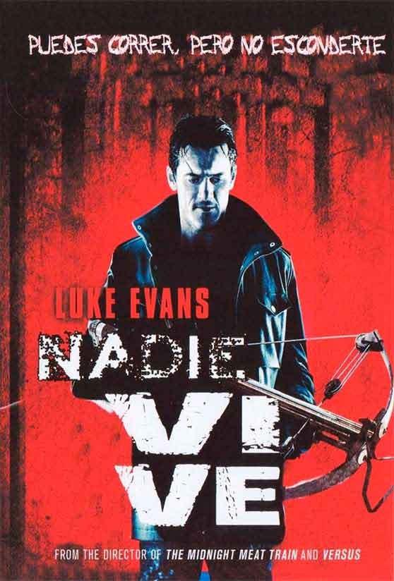 Resultado de imagen de NADIE VIVE POSTER