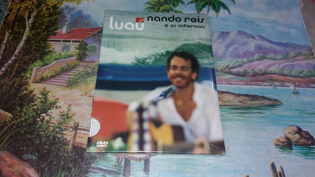 dvd nando reis luau mtv gratis