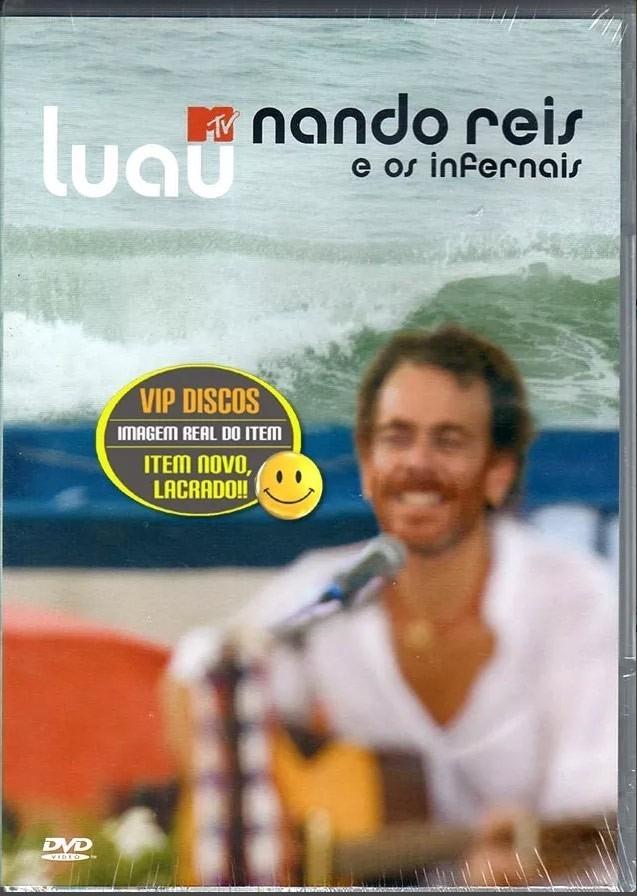 dvd nando reis luau mtv
