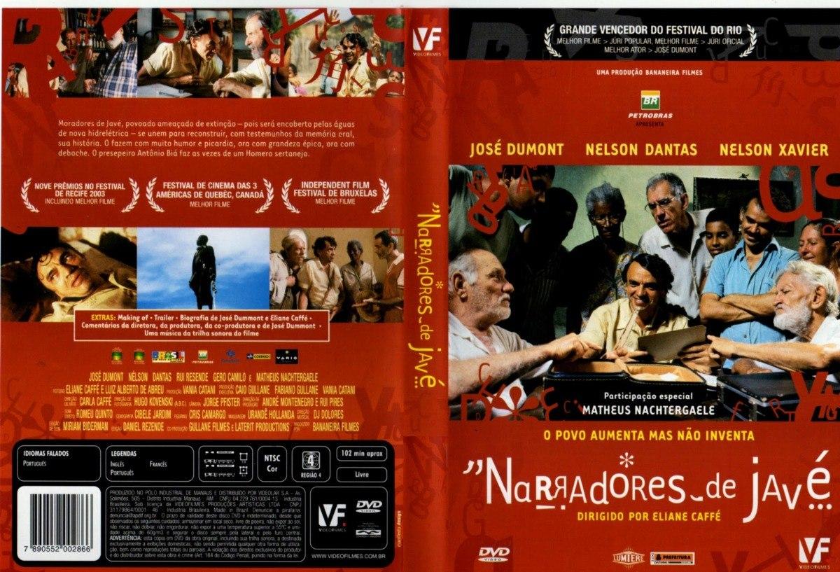 NARRADORES DE BAIXAR JAVE O OS FILME