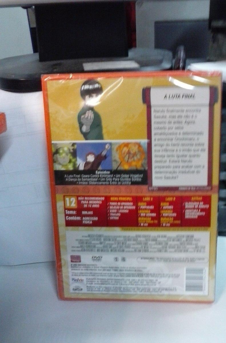 Dvd Naruto Vol 37